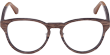 Wood-Rimmed Glasses